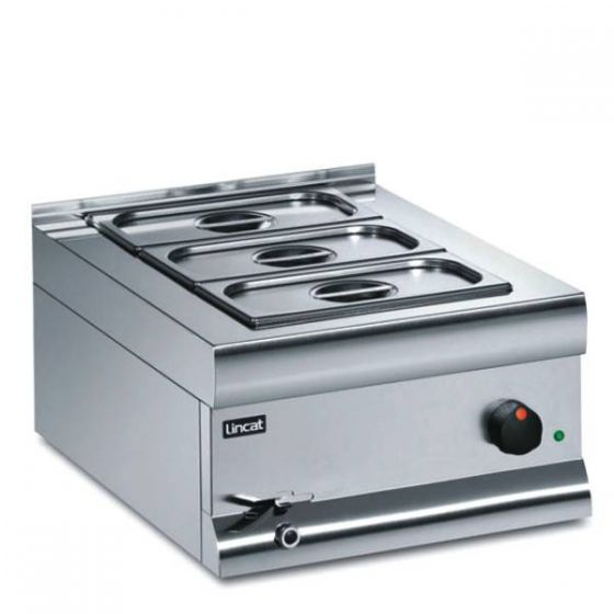 Lincat Silverlink 1/1 Dry Heat Bain Marie Without Gastronorm Inserts 450x600x290mm