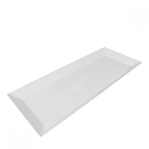 Dalebrook White Melamine Rectangular Tray 485x200mm