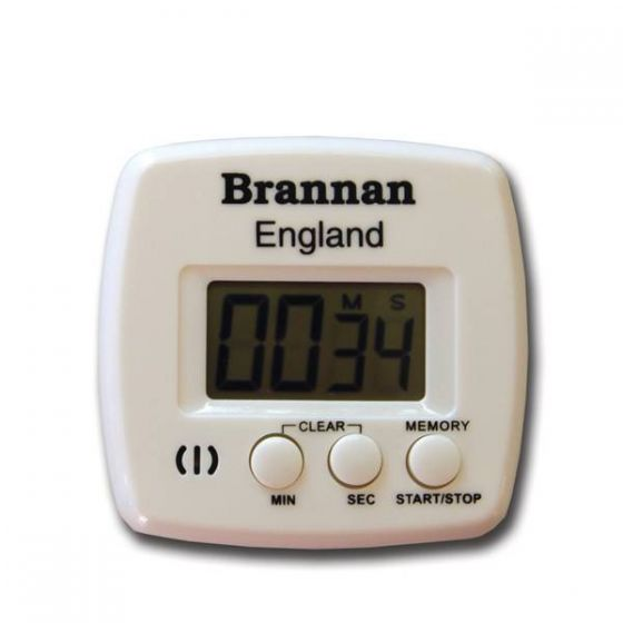 Automatic Kitchen Timer Combined (Hours, Mins & Seconds)