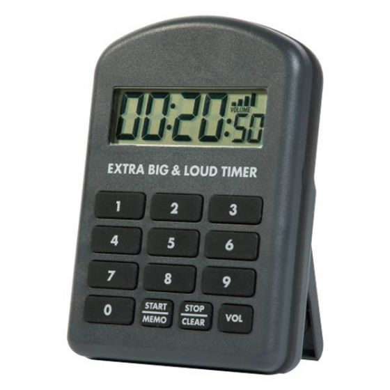 Extra Big & Loud Kitchen Timer