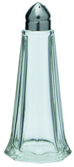 Pepper Lighthouse Glass Shaker 4.5