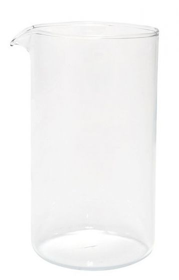 Spare Heat Resistant Glass Beaker for Cafetieres 6 Cup