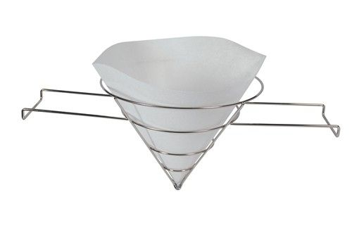 Cooking Oil Filter Cone Holder