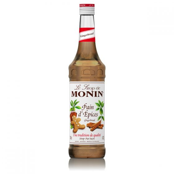 Monin Syrup Gingerbread 70cl