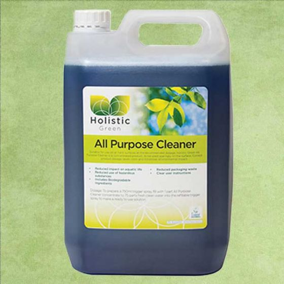 Holistic Green All Purpose Cleaner Concentrate 5Ltr