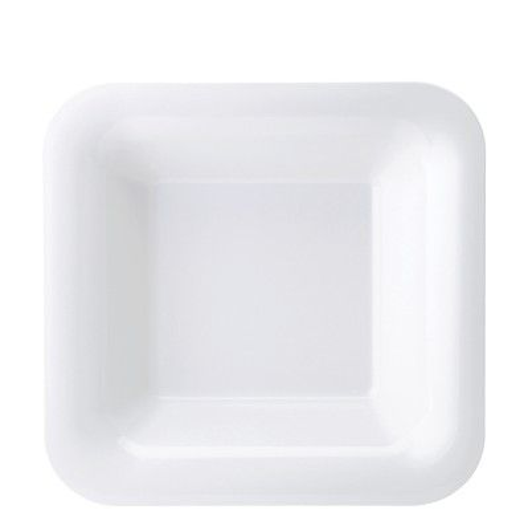 Melamine Square Deep Buffet Plate 14