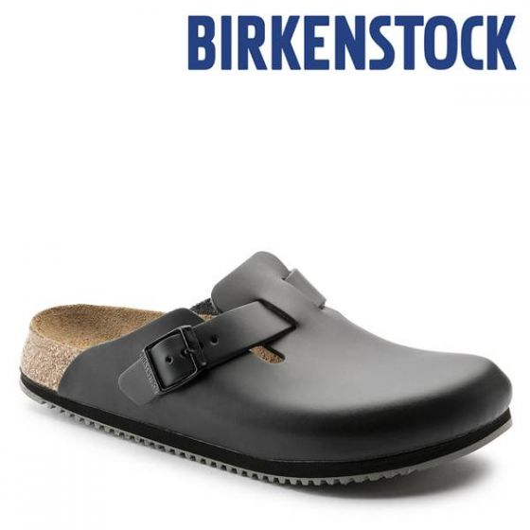 Birkenstock Super-Grip Boston Clog UK 3 / EU 36