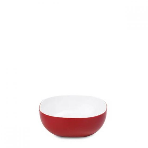 Melamine Lunar Red Serving Bowl Synthesis 8.8oz/250ml