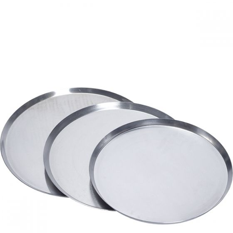 Aluminium Thin Crust Pizza Pan 10x0.75