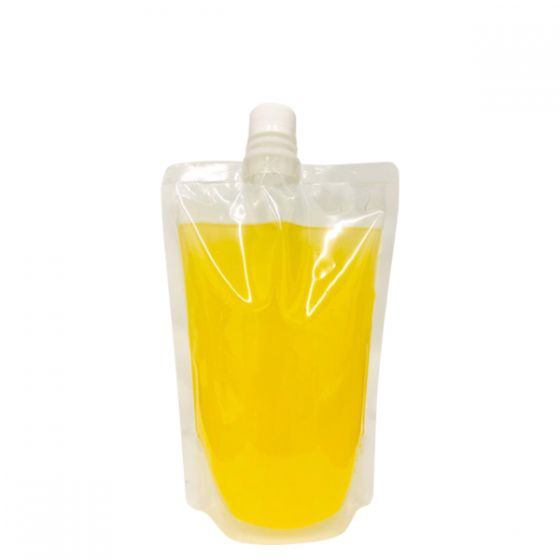Clear Cocktail Pouch 1Ltr