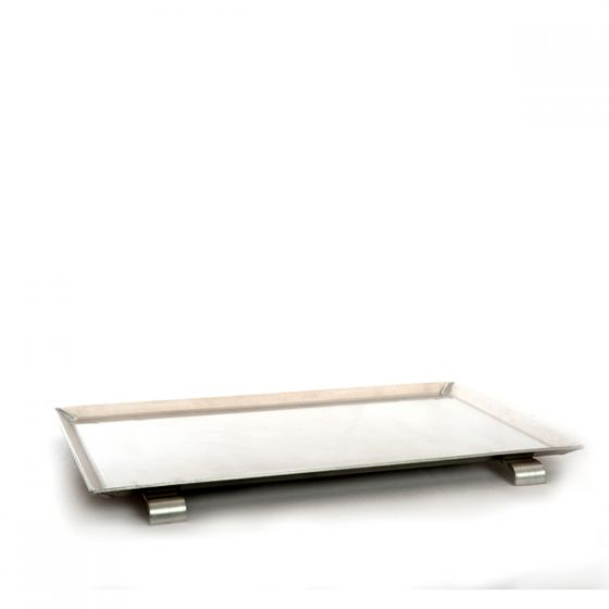 Cinders Flat Griddle for Twin & Single-Grill Barbecues
