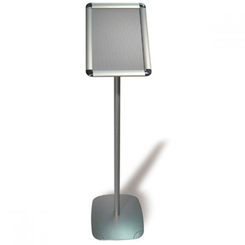 Aluminium, Free Standing Snap Display Frame A3 Portrait/Landscape