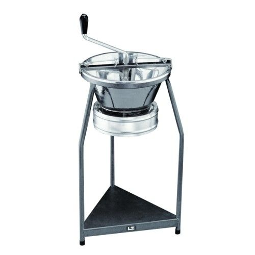 Tellier P10 Moulin Grater Tinned Steel on Stand with 3mm Sieve 16