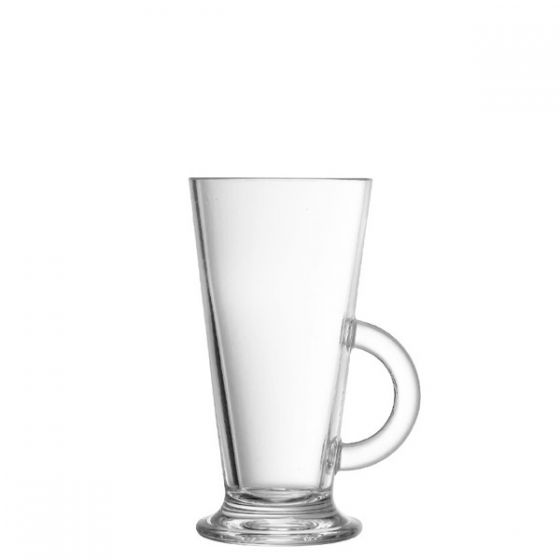 Arcoroc Latino Toughened Conical Latte Glass 10oz / 29cl