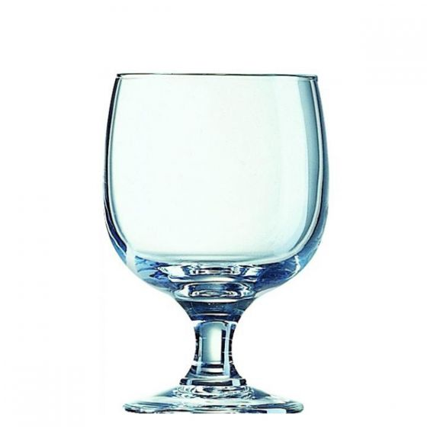 Amelia Stemmed Beer Goblet Plain 11.25oz / 32cl
