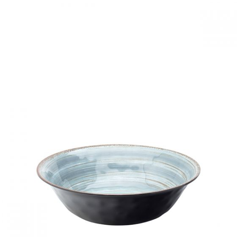 Wildwood Medium Blue Bowl 10