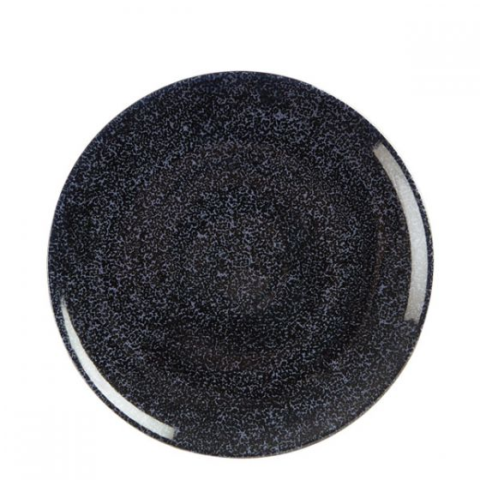 Porcelite Aura Tide Coupe Plate 10.6