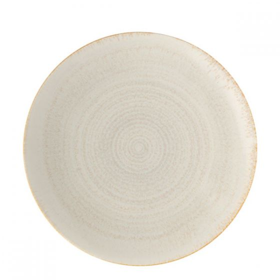 Royal Crown Derby Eco Stone Coupe Plate 10