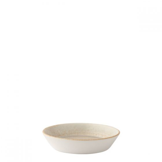Royal Crown Derby Eco Stone Sauce Dish 4.25