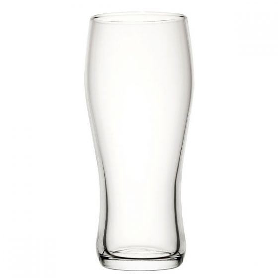 Toughened Nevis Craft Beer Glass Nucleated 20oz / 57cl CE
