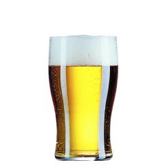 Toughened Tulip 1/2 Pint Beer Glass CE 10oz / 28cl