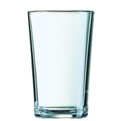 Toughened Conical Pint Beer Glass CE 20oz / 57cl