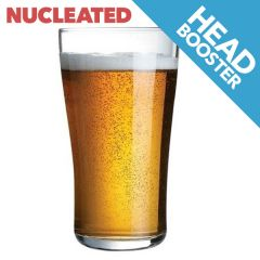Arcoroc Toughened Ultimate Pint Beer Glass Head Booster CE 20oz / 57cl