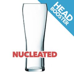 Edge Hiball Toughened Head Booster Pint Beer Glass 20oz CE