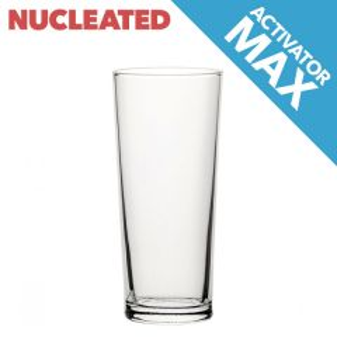 Toughened Senator 1/2 Pint Beer Glass Activator Max CE 10oz / 28cl