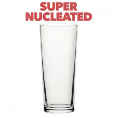 Toughened Senator 1/2 Pint Beer Glass Super Nucleated CE 10oz / 28cl