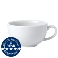 Churchill White Cappuccino Cup 10oz / 28cl
