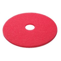 """Superpad Red Buffing Floorpad 17"""" / 43cm"""