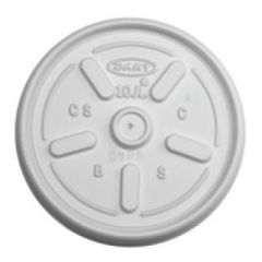 Vented Lid to Fit Foam Insulated Cup 10oz / 28cl