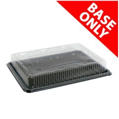 """Base Only for Disposable Stackable Platter 15.5x11.5"""" / 39x29cm"""