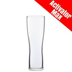 Toughened Aspen 1/2 Pint Beer Glass Activator Max CE 10oz / 28cl