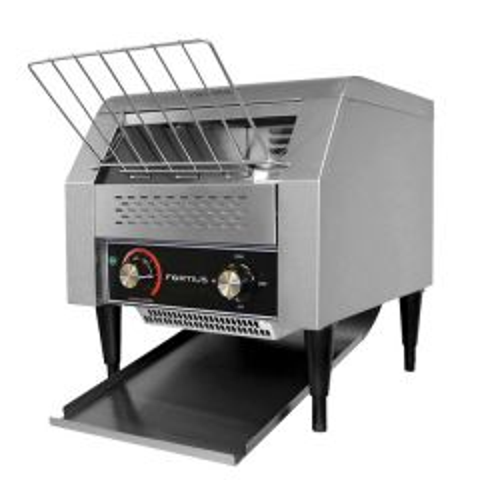 Fortius 2 Slice Conveyor Toaster 368x418x387mm 2.4kw