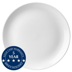 """Churchill Evolve Large Coupe Plate 11.25"""" / 28.8cm"""