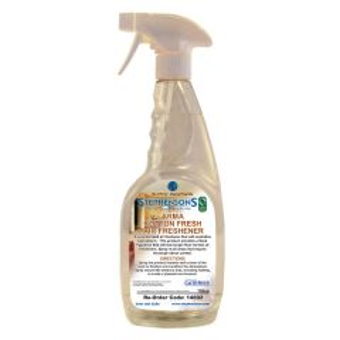 Arma Cotton Fresh Air Freshener Trigger Spray 750ml