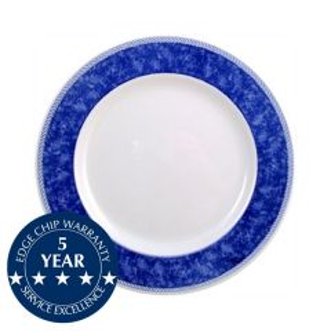 "Churchill New Horizons Blue Border Classic Plate 8"" / 20.3cm"