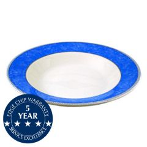 "Churchill New Horizons Blue Border Pasta 11.75"" / 30cm"