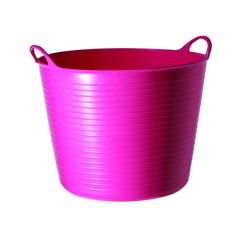 Tubtrug Flexible Container Medium Pink 26Ltr