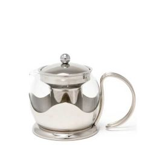 La Cafetiere Le Teapot 2 Cup Stainless Steel