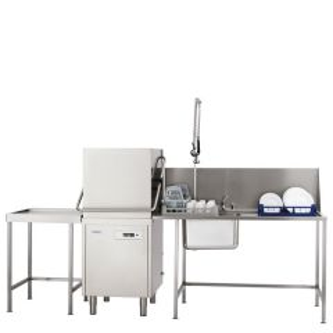Classeq P500AWS12 Pass Through & Water Softener 3 Phase 630x728x1955mm