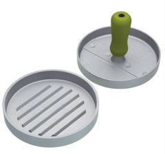 Quarter Pounder Hamburger Press With Soft Grip Handle