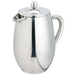 LeXpress Stainless Steel Insulated Cafetiere 8 Cup