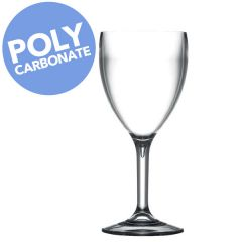 Elite Polycarbonate Premium Wine Glass 11oz / 31.2cl