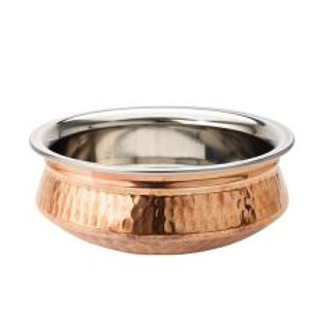 """Copper Handi Dish 6"""" / 15cm"""