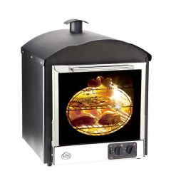 King Edward Bake King Solo Black Oven 510x580x645mm