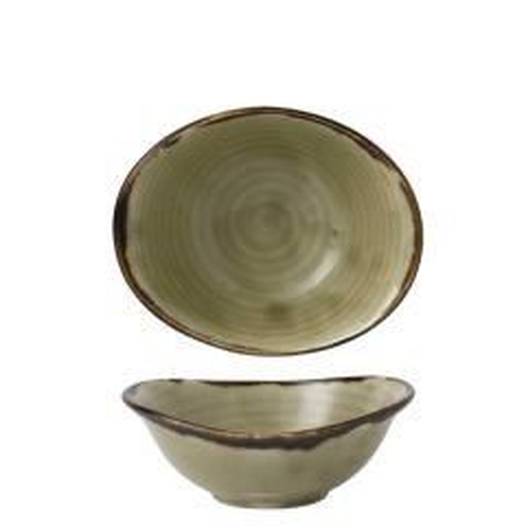"""Dudson Harvest Linen Deep Bowl 6.875x5.75"""" / 17.4x14.7cm"""