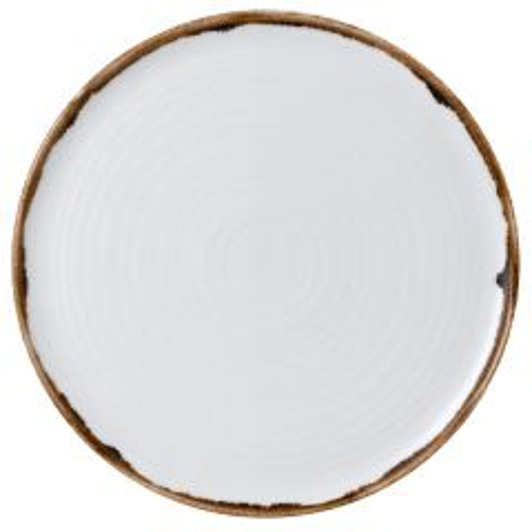 "Dudson Harvest Natural Organic Flat Plate 12.5"" / 31.8cm"